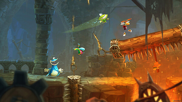Rayman Legends screenshot