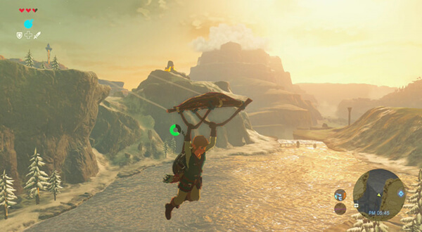 Zelda: Breath of the Wild screenshot